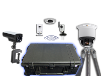 Mobile Video Surveillance Kit