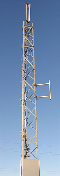 SuperTITAN® Self-Supporting Towers