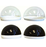 "3"" Dome cover, Smoke, Non-Vandal, for ACM-3011, ACM-3511, TCM-3011, TCM-3511"