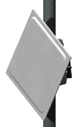 23 dBi ARC Wireless Outdoor Integrated 5.1-5.875 GHz 1' Panel Antenna. Requires Environmental Enclosure P/N: IE1000K01