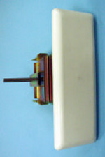 AU-Ant-5G-16-60, 60 deg. Vertical polarity Sectorial Antenna, 5.15-5.875GHz. Terminating connector: N-Female, Gain: 16 dBi. Cable (0.5m) included