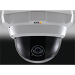 "AXIS 216FD-V Fixed Dome Network Camera with vandal-resistant and compact indoor casing. Varifocal DC-iris lens. 1/4"" high-quality progressive-scan CMOS sensor. Up to VGA 640x480 resolution at 30 fps. PoE. Includes power supply"