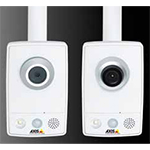 "AXIS M1011 Small-sized Indoor Fixed Network Camera. 1/4"" progressive scan CMOS sensor. Multiple, individually configurable H.264, MJPEG and MPEG-4 Part 2 streams; max VGA 640x480 resolution at 30 fps. Includes mounting and power supply"
