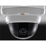 "AXIS P3301 Fixed Dome Network Camera with discreet and tamper-resistant casing. Varifocal 2.8-10 mm lens. 1/4"" progressive scan CMOS sensor. Configurable H.264 and Motion JPEG streams. WDR. PoE. Includes power supply"