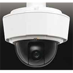AXIS P5512-E Outdoor IP66-rated Dome Network Camera with 12x zoom. Auto-iris, automatic Day/Night, auto-focus zoom lens. Up to 4CIF resolution at 25/30 fps. H.264 and Motion JPEG. IEEE 802.3af PoE (midspan not included), dome bubble included