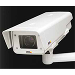 AXIS Q1755-E Outdoor Fixed Network Camera, IP66-rated, 2.0 Megapixel with 10x zoom, auto focus and Day/Night mode. Complying with SMPTE standards for HDTV 1080i and 720P. 25/30 in all resolutions in H.264 or Motion JPEG. Midspan not included