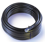 85' Low Loss Cable Assembly WRC600 with N-Type Male Connectors