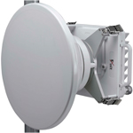 ExtendAir rc18000 18GHz FCC all-outdoor licensed system, 1x10/100BaseT, 25 Mbps expandable to 100 Mbps, Band 1 Low, TR 1560 MHz (Band edges 17.70-18.14GHz)