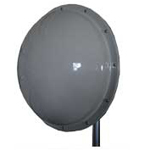 Radome cover for 0.6M dish antenna