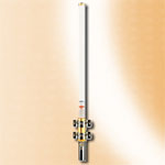 806-866MHz Fiberglass Omnidirectional Antenna, 3 dBd, N-Female, 200 Watts. Mount is Not included