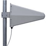 "806-960, 1710-2500MHz Dual Band Antenna, 9 dBi, 18"" cable with N-Female Connector, Dimensions: 15.5""x10.5""x2.75"""