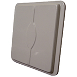 "19 dBi 2.4GHz Panel Antenna, N-Female Integrated Connector, Dimensions: 16""x14""x0.8"""