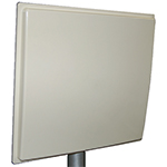 12 dBi 900MHz Panel Antenna, N-Female Integrated Connector