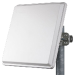 MARS 16dBi Dual Slant Base Station Sector Antenna, 90 degrees, 4.9-6.1GHz, MNT-22 Mounting Kit Included