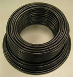 50 Ohm Braided Coaxial Cable - 75 meter, 246 Feet