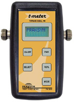 Praxsym T-Meter Broadband Wireless Power Meter for 3.5GHz Frequency bands