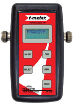 Praxsym T-Meter Broadband Wireless Power Meter for 4.9GHz Frequency bands