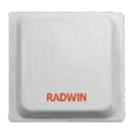 RADWIN 5000 Base Station Sector Antenna, dual polarization, gain 14dBi, 2.3-2.7GHz bands, 60 degrees