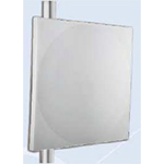 Flat Panel Antenna, 1.2ft, dual polarization, gain 23dBi, 4.90-6.06GHz bands