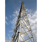 S3T-L VL SELF-SUPPORTING TOWER 45' - 70 MPH