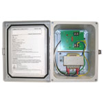 Outdoor Power Supply, 24VAC, 1 Output, 3 Amps, Nema 4X Enclosure, UL Listed
