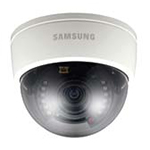 "Analog IR Dome Camera, 1/4"" Super HAD CCD, 600 TV Lines, True Day Night, 2.8-10mm Vari-focal Lens, 24VAC/ 12VDC"