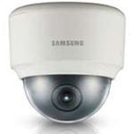 "HD CCTV Dome Camera, 1/3"" CMOS, Vari-focal Lens (3-8.5mm), Full HD 1920x1080 30fps Resolution, True D/N, RS-485, 24VAC/12VDC"