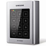 Access Control, Keypad & RF, Vandal Resistant, Mifare Format 13.56 Mhz