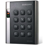 Access Control, Stand-Alone, Single-Door Controller, Keypad & RF, Samsung Format 125KHz