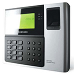 Access Control, Stand-Alone, Single-Door Controller, Fingerprint, Keypad & RF, Time & Attendence, Samsung Format 125KHz