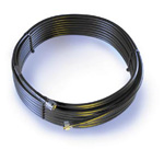 "70' 3/8"" Low Loss Coaxial Cable Assembly with N/Male to RSMA/Female Connectors, SOI"