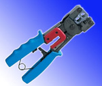 Ratcheting Crimper Tool for CAT5 Network Cable