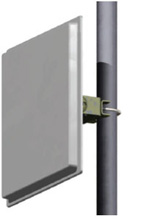 "12.5 dBi Flat Panel Directional Antenna, 902-928 MHz Frequency Range, Dimensions: 15.4""x15.4""x1.7"""