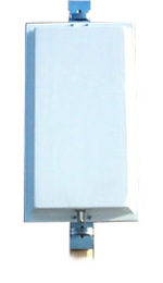 9 dBi Sector 120 degree Panel Antenna, Horizontal Polarization, 902-928MHz Unlicensed Frequency Range