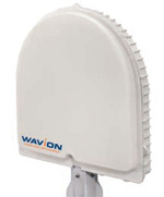 Wavion Base Station, 15806501, 5.8GHz 120 Deg. Sector, Spatially adaptive, multi-radio base station, with an array of 3 sector antennas, 5.8GHz self backhaul, PoE input (PoE injector ordered separately). Sale price while supplies last