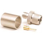 "SMA-Female connector for 400 type 3/8"" coaxial cable, SOI"