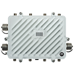 AP 7161 Outdoor Dual Radio 802.11n Mesh Access Point with Sensor Radio, International. Antennas are sold separately
