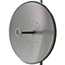 HD Series 29dBi 4.9-5.9GHz Dual Polarity Wideband Dish Antenna (2 N-Female Integrated Connectors), Old P/N HDDA5W-29-DP