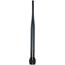 TriBand 2.4/5.1/5.8 Rubber Duck Omni Antenna. 3 dBi at 2.4GHz, 5 dBi at 5.8GHz, N-Male Connector