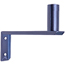 Wall Mount Bracket - For mounting a pole mount antenna to a wall. 8