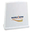 Wavion 802.11n Base Station, 12420501, spatially adaptive Beamforming and 3x3:3 MIMO operating at 2.4GHz, 3 element Sector antenna, PoE injector and power cable NOT included, FCC/TUV compliant