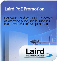 Laird PoE Promotion