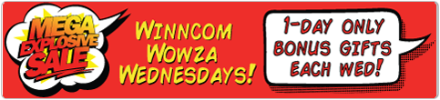 WINNCOM WOWZA WEDNESDAYS