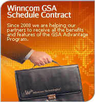Winncom GSA Schedule Contract