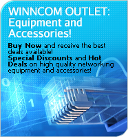 WINNCOM OUTLET Equipment and Accessories!