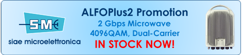 AlfoPlus 2 SIAE Microelettronica Q3 2016 Certified VAR Promotion