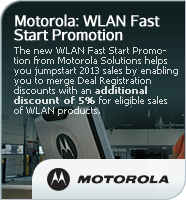 Motorola WLAN Fast Start Promotion