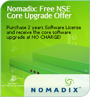 Nomadix: Free NSE core Upgrade Offer