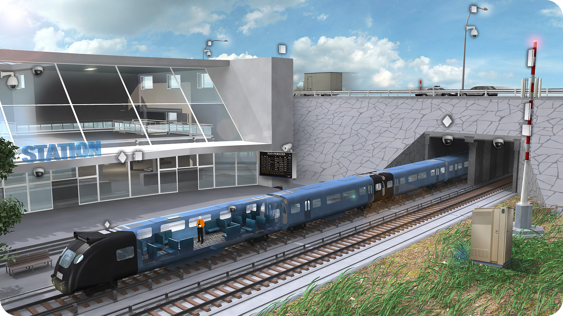 Transportation and Rail Solutions