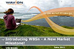 Wavion Introducing WBSn - A New Market Milestone